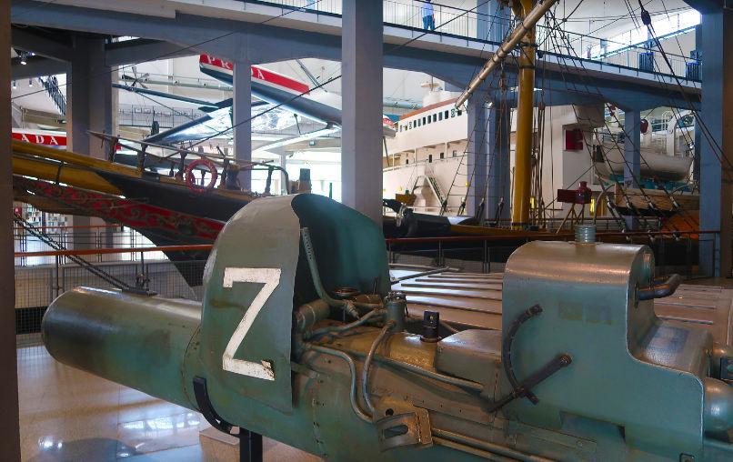 Музей науки и техники Леонардо да Винчи 10
