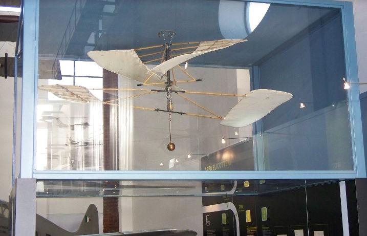 Музей науки и техники Леонардо да Винчи 20