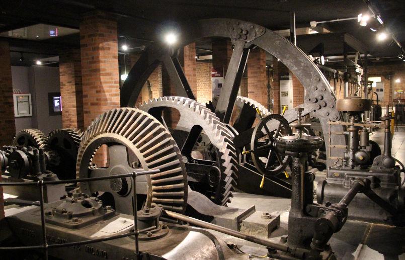 Музей науки и техники Леонардо да Винчи 12