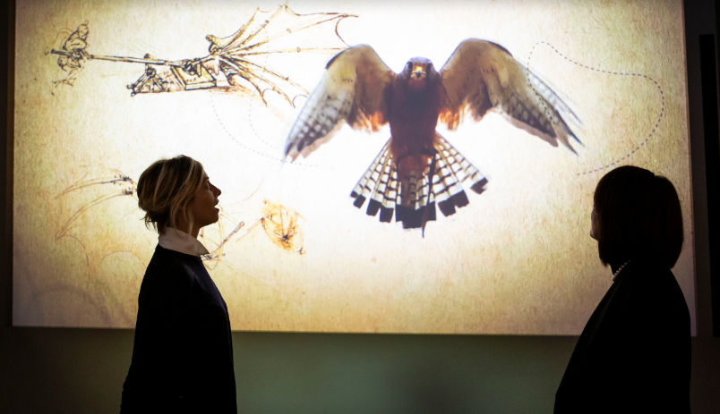 Музей науки и техники Леонардо да Винчи 30