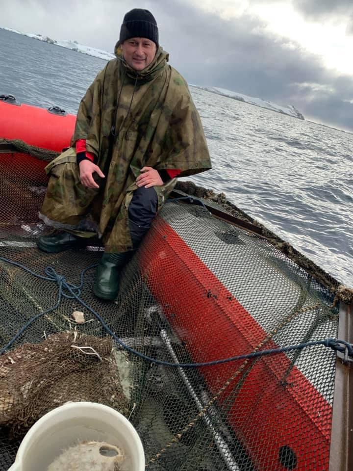 Украинские исследователи нашли в Антарктиде уникальных морских животных 12