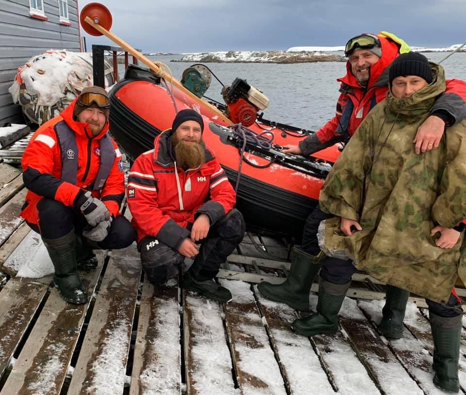 Украинские исследователи нашли в Антарктиде уникальных морских животных 10