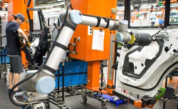 Безопасный коллаборативный робот — что это, для чего и как кодить 12