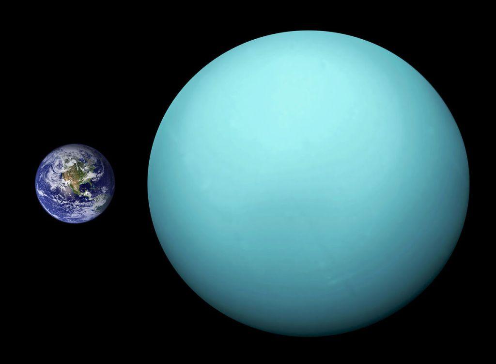 Открытие планеты Уран 5
