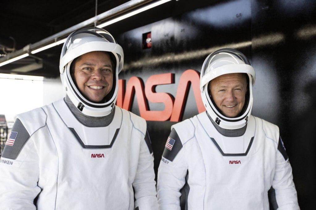 Исторический запуск космического «такси» с пассажирами! 2