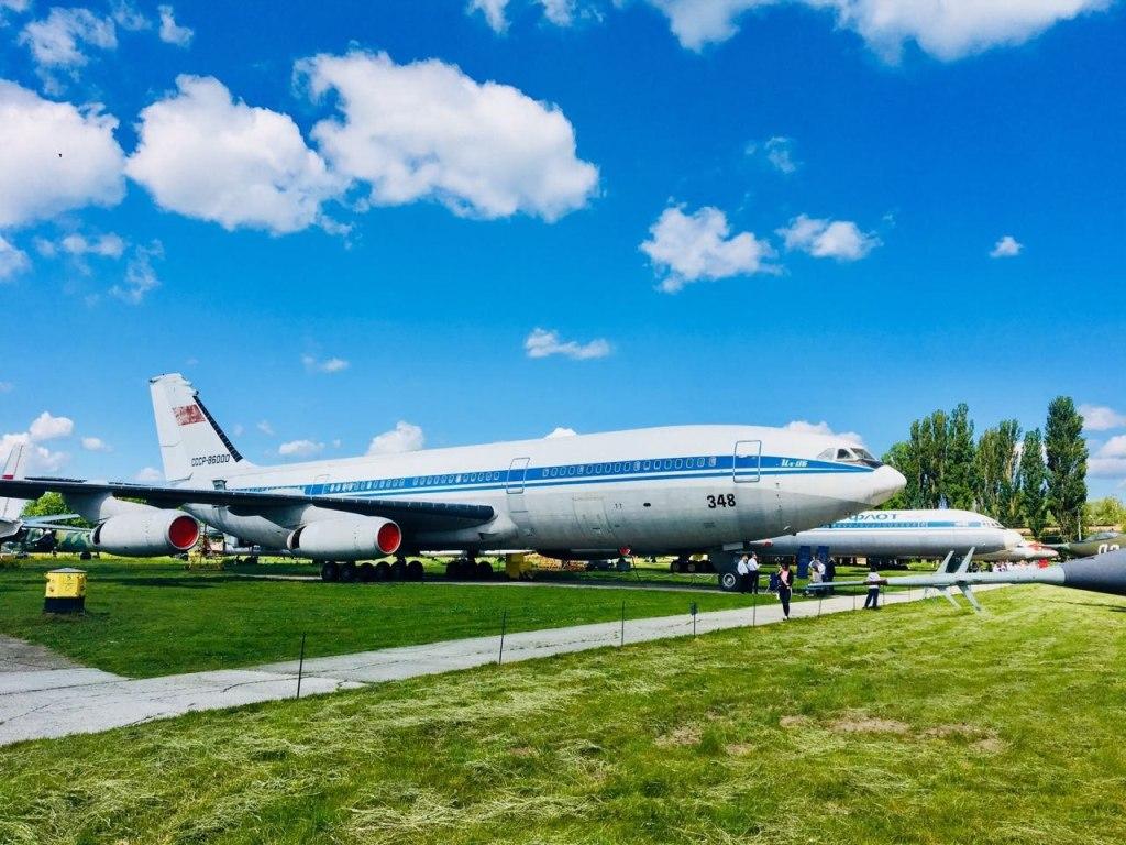 Киевский музей авиации – крупнейший в Восточной Европе 21