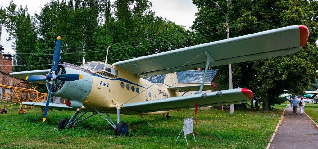 Киевский музей авиации – крупнейший в Восточной Европе 29