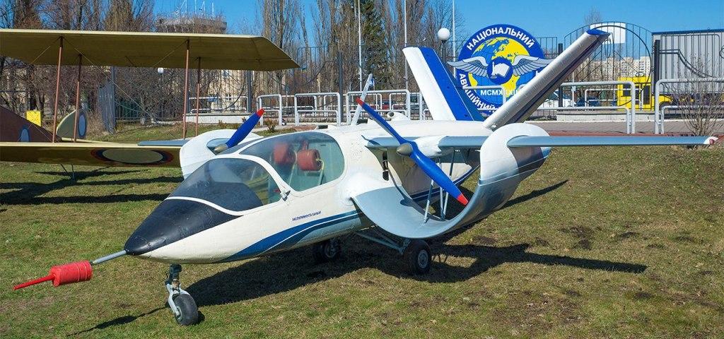 Киевский музей авиации – крупнейший в Восточной Европе 18