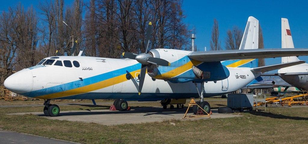 Киевский музей авиации – крупнейший в Восточной Европе 25
