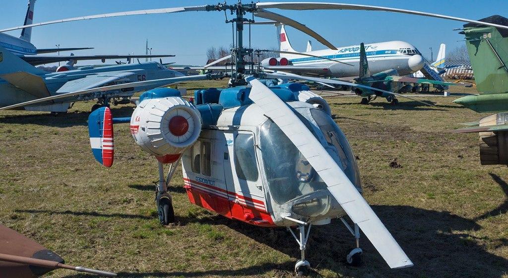 Киевский музей авиации – крупнейший в Восточной Европе 27