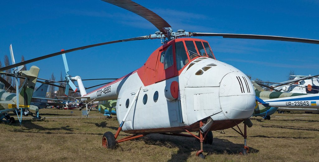 Киевский музей авиации – крупнейший в Восточной Европе 14