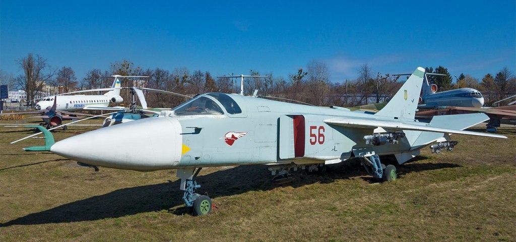 Киевский музей авиации – крупнейший в Восточной Европе 11