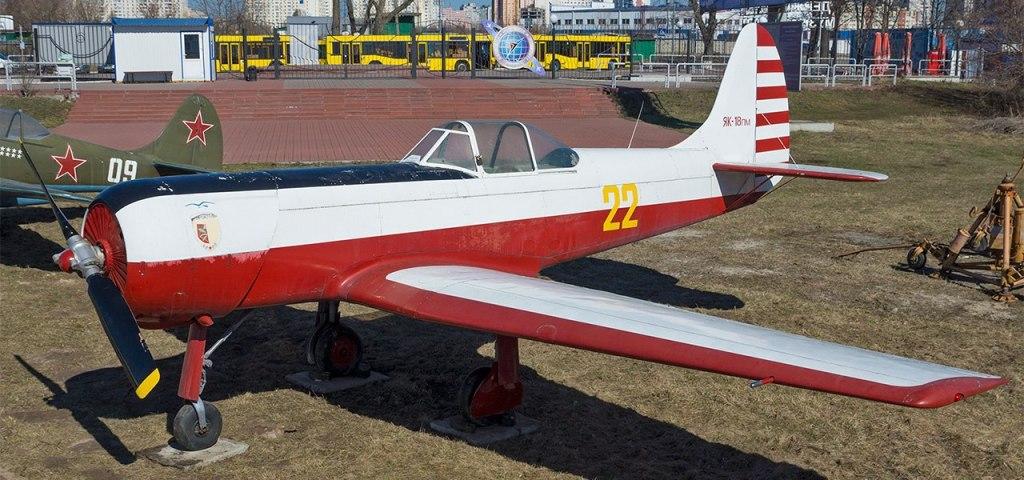 Киевский музей авиации – крупнейший в Восточной Европе 10