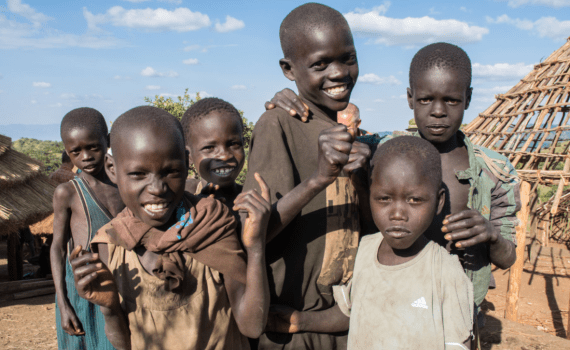 Ошибка антрополога об африканском племени 2