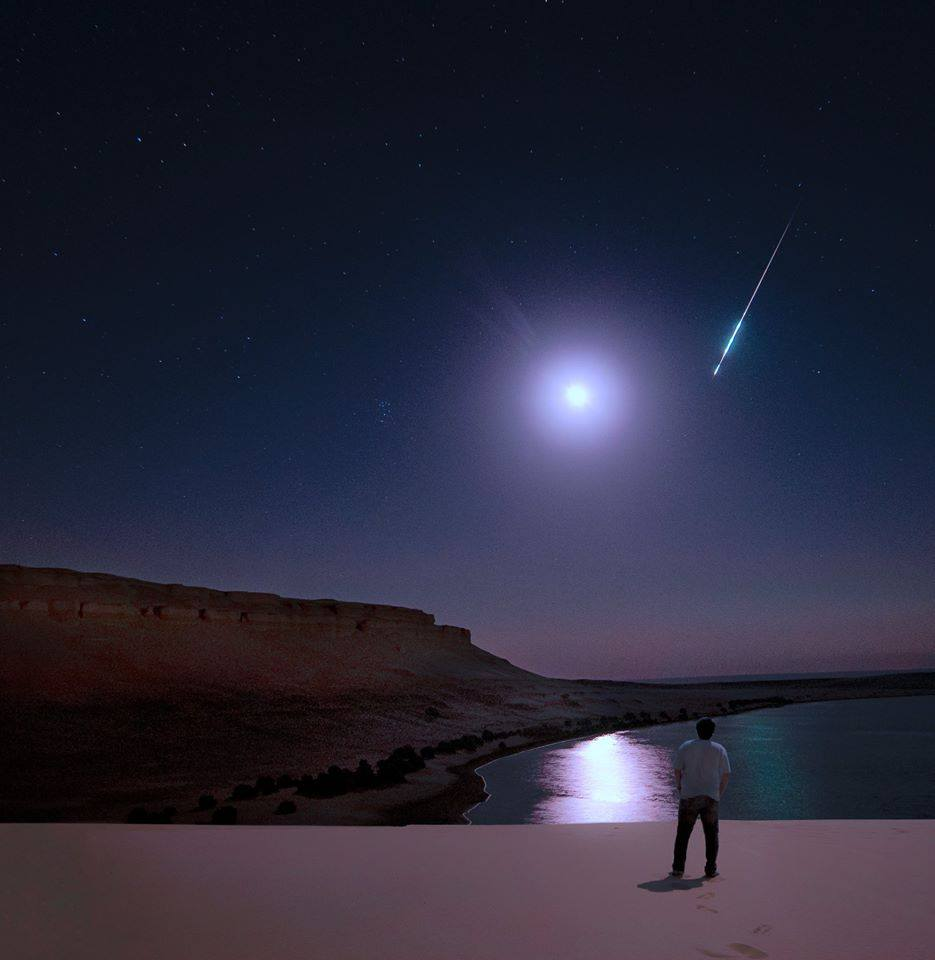 Метеорный поток Персеиды в объективах фотографов 9