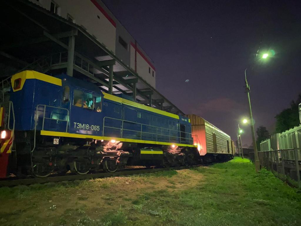 Российский модуль «Нака» отправлен на Байконур 4