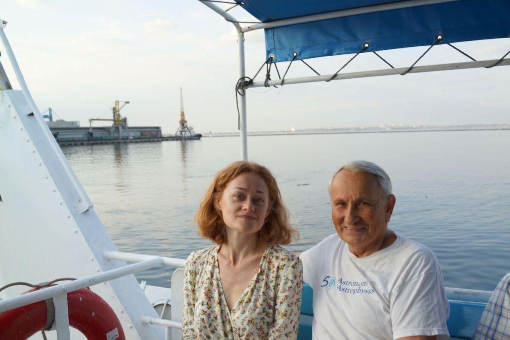 Ярослав Яцків: «Космос України зараз на роздоріжжі» 2