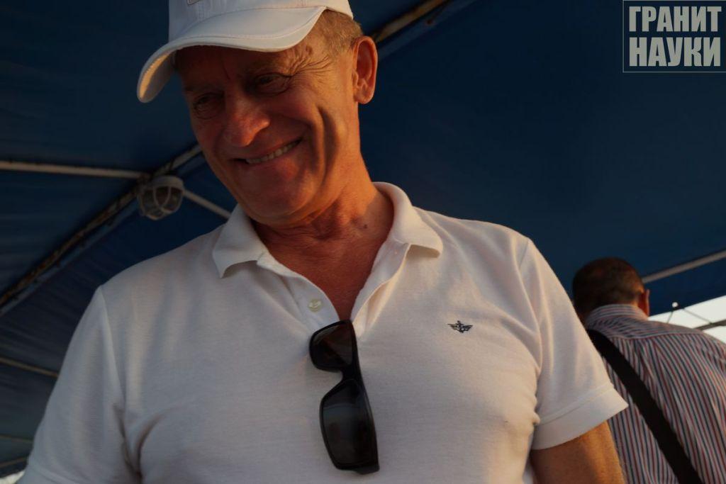 Фоторепортаж. Торжественное открытие ХХ Гамовской конференции 7