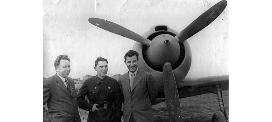 Тайный еврей советской авиации 7