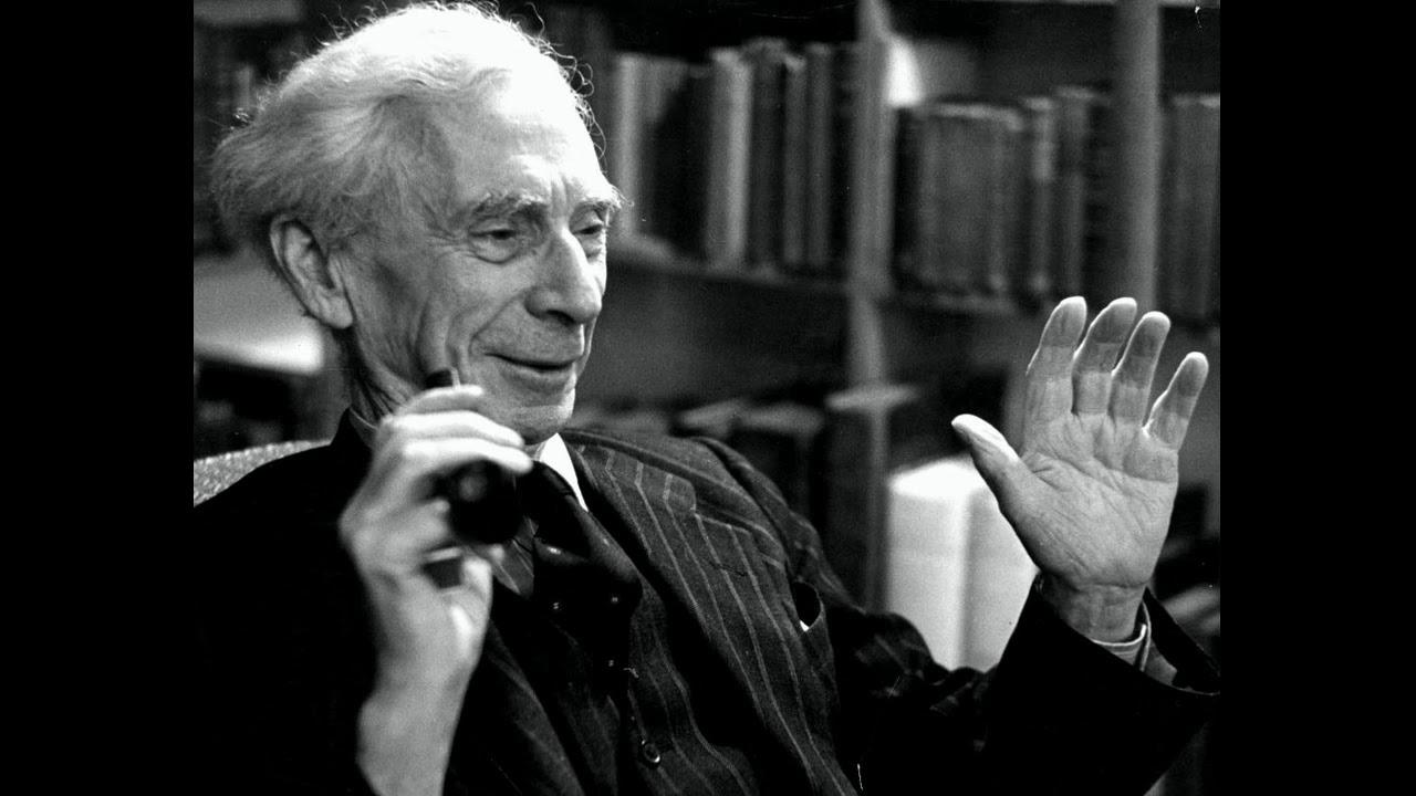 Бертран Рассел: интервью на BBC (1959). Математик, историк и виднейший философ XX века 1