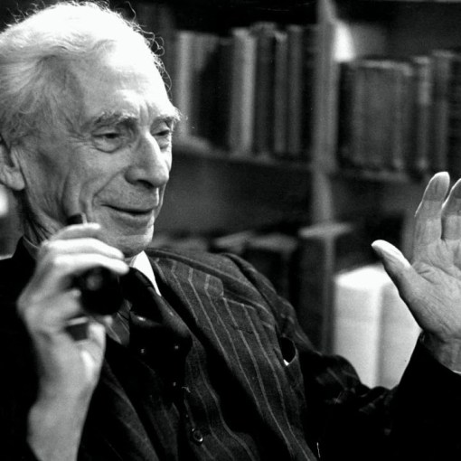 Бертран Рассел: интервью на BBC (1959). Математик, историк и виднейший философ XX века 5