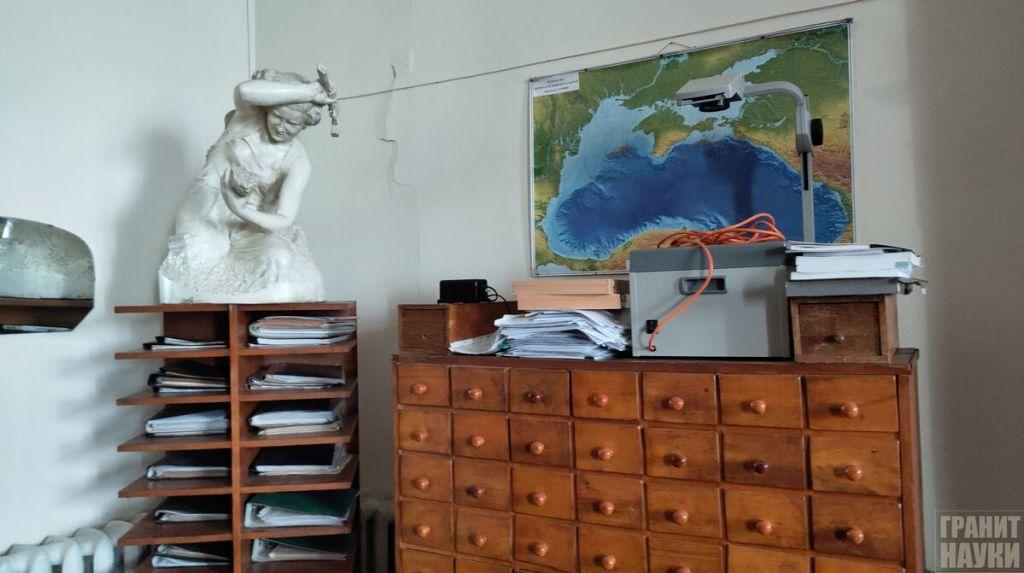 Палеонтологическая гордость Одессы. Фоторепортаж 5