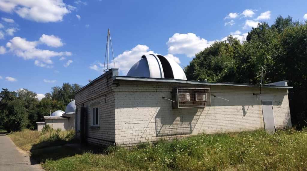 Главная астрономическая обсерватория НАНУ 5