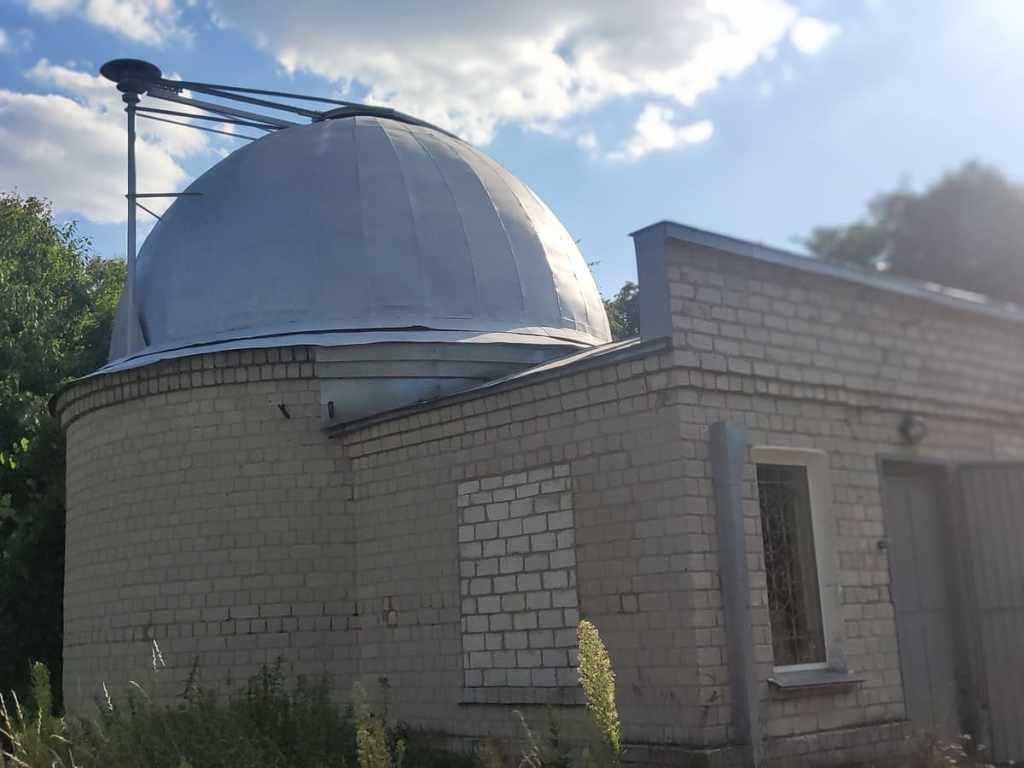 Главная астрономическая обсерватория НАНУ 9