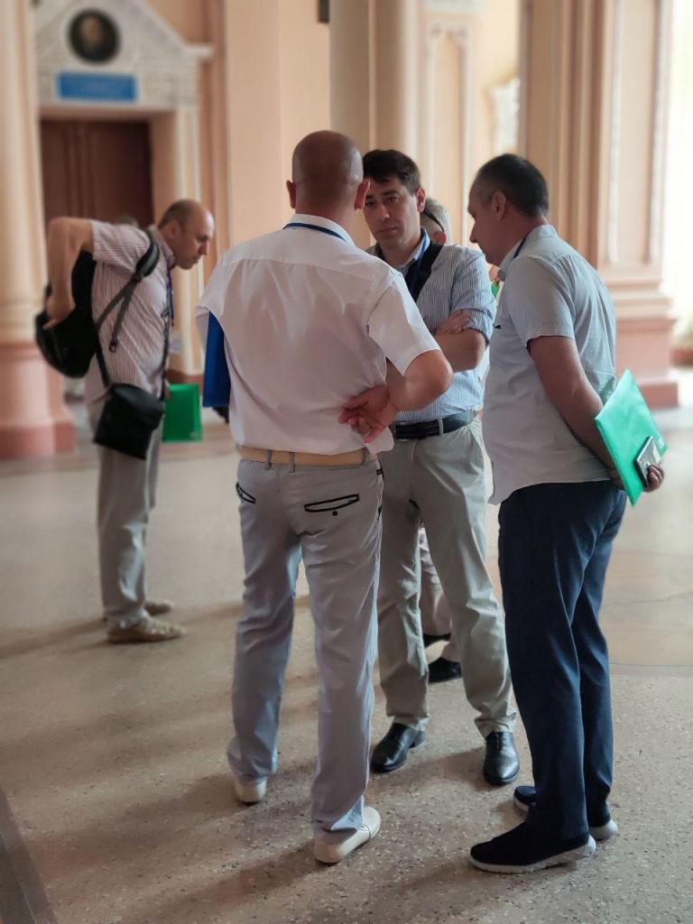«Украина перестала быть космической державой»: «новость» с открытия Гамовской конференции 6