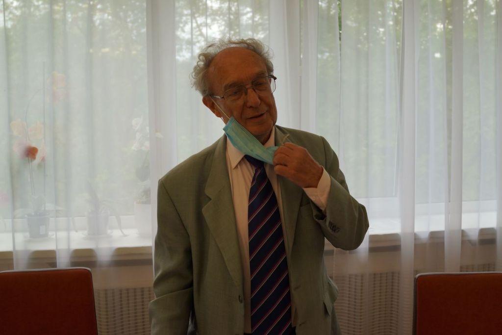 «Меня поражает тупоумие стандартной классической науки». Академик Гончарук, кандидат в президенты НАН 2