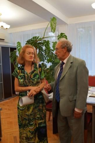 Часть II. Интервью с кандидатом в президенты НАН академиком Гончаруком 7
