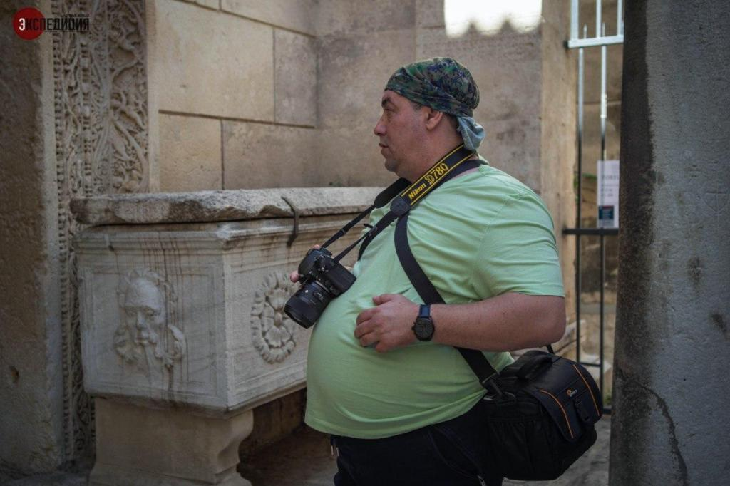 Поиск венецианской республики и ее древних цивилизаций. Научная экспедиция в Хорватию 31