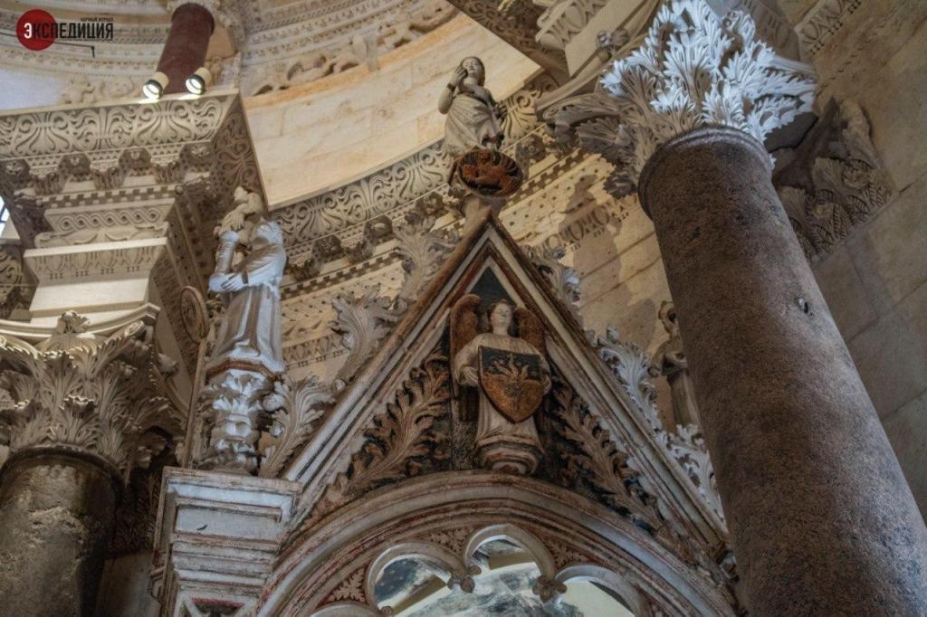 Поиск венецианской республики и ее древних цивилизаций. Научная экспедиция в Хорватию 28