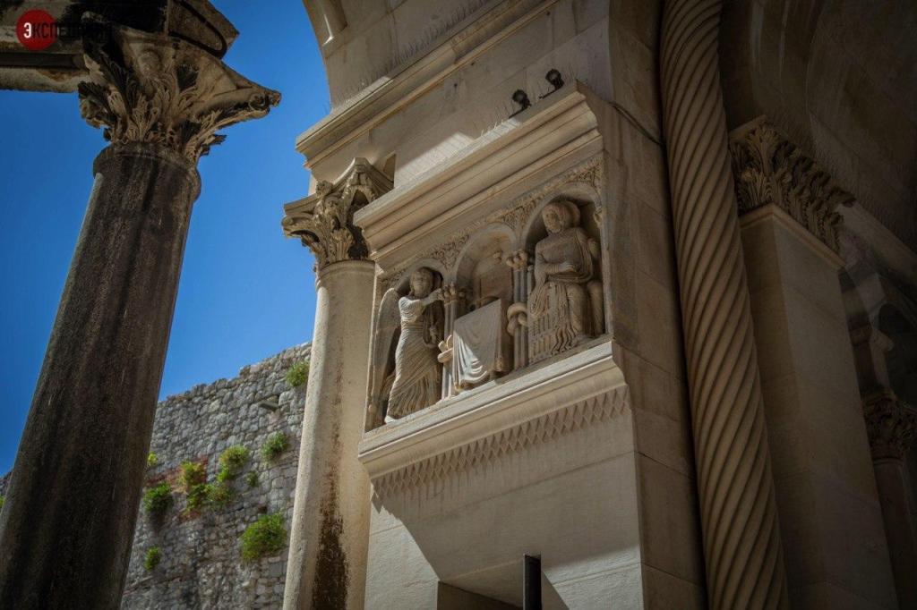Поиск венецианской республики и ее древних цивилизаций. Научная экспедиция в Хорватию 27