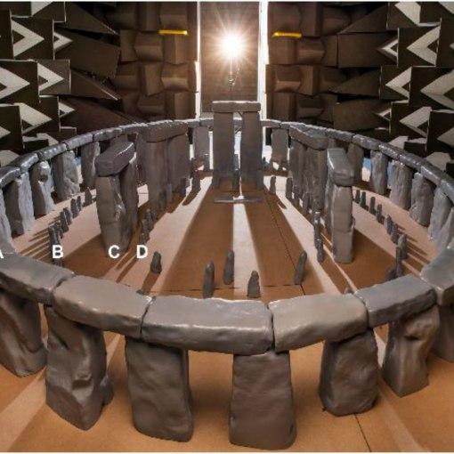 Учёные из Великобритании построили модель Стоунхенджа, чтобы проверить акустические свойства древнего памятника 6