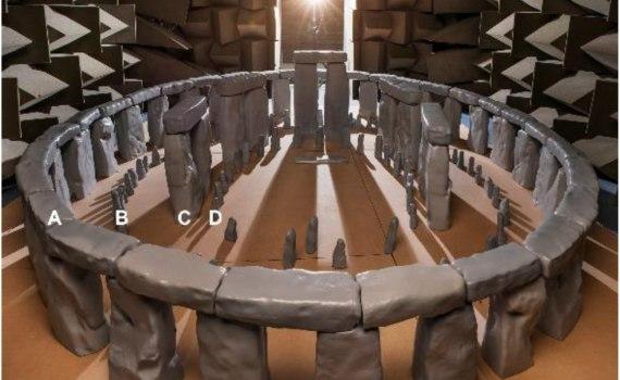 Учёные из Великобритании построили модель Стоунхенджа, чтобы проверить акустические свойства древнего памятника 5