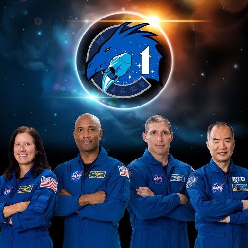 Следующий полёт Crew Dragon с космонавтами на борту состоится в конце октября 8