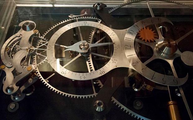 Безукоризненно точный механизм, которому 300 лет 1