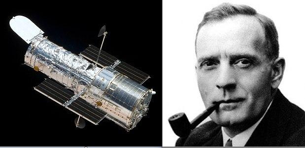 Э́двин Хаббл: человек и телескоп 1