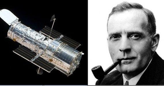 Э́двин Хаббл: человек и телескоп 7