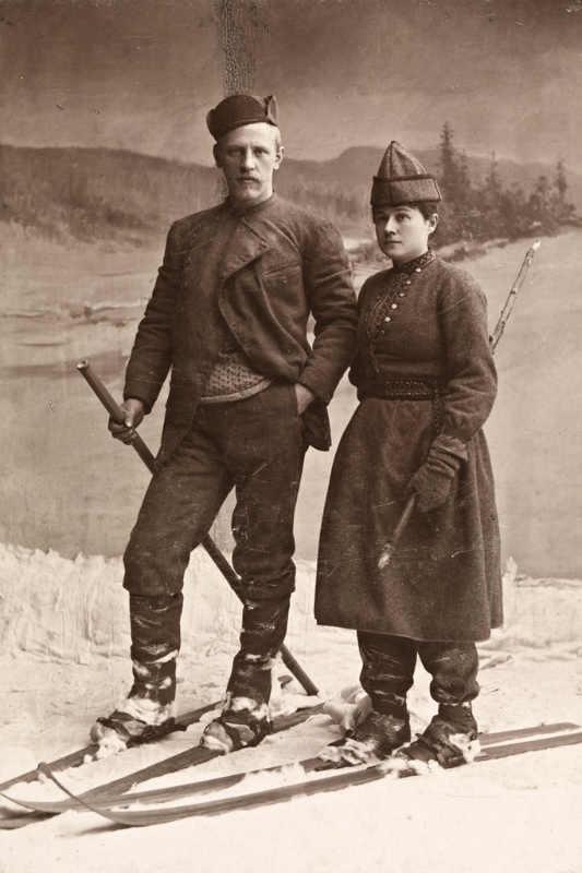 Норвежский ученый Фритьоф Нансен (Fridtjof Nansen) 4