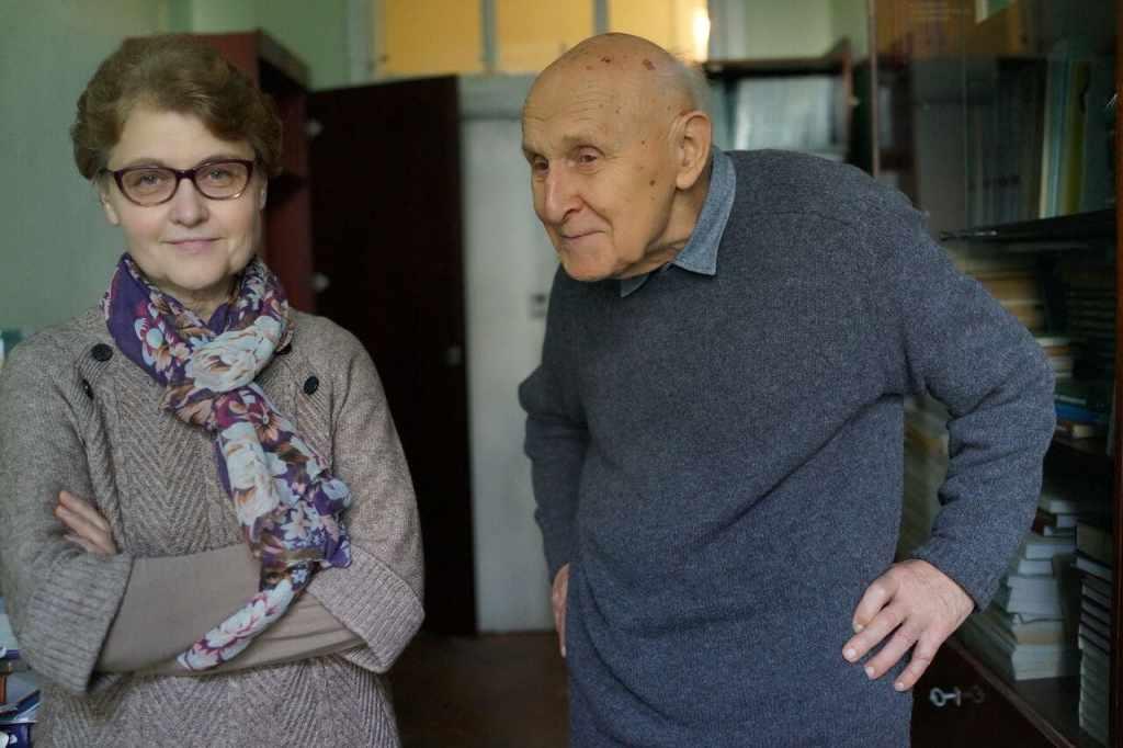 Интервью со всемирно известным математиком А.Н. Шарковским из Киева 40