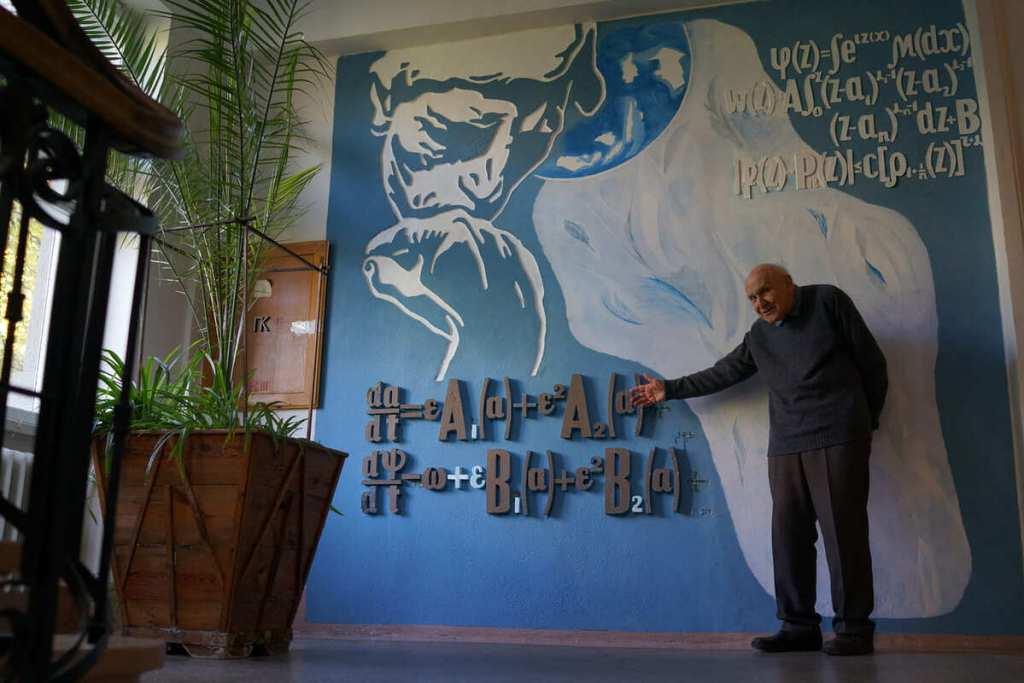Интервью со всемирно известным математиком А.Н. Шарковским из Киева 41