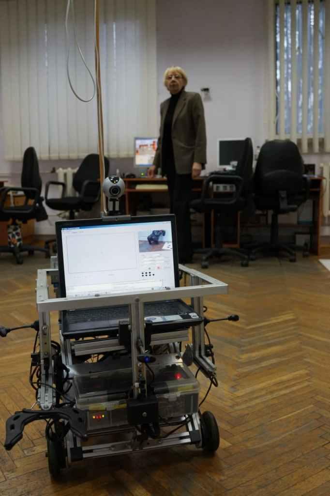 Мать роботов. Кого вырастили в киевской «силиконовой долине»(фото+видео) 2