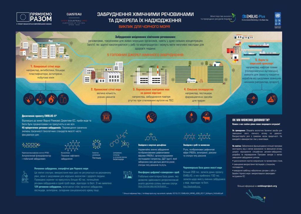 Чёрное море: уникальная и загадочная экосистема 16