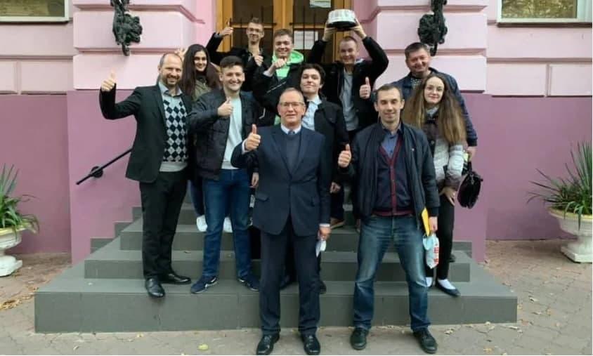 Одесский экономический: новый ректор и столетие на уровне государственных торжеств 4