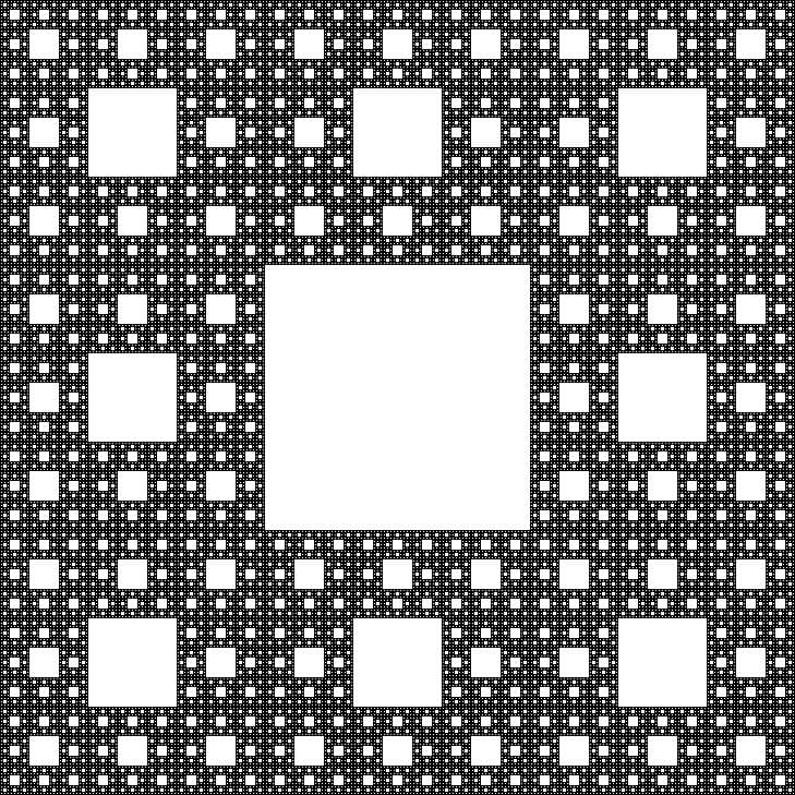 Симметрия и фракталы: красота и гармония 20