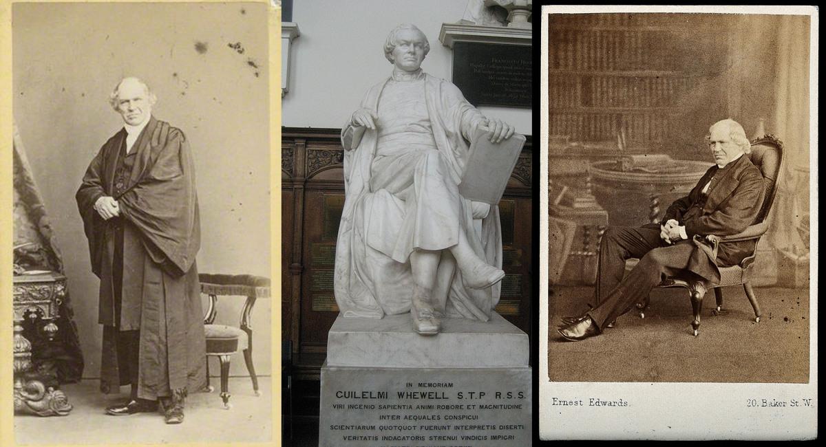 Незаслуженно забытый Вильям Вевель, автор понятий «наука» и «учёный» 1