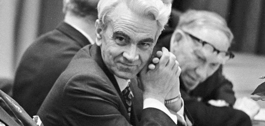 Математика, авиация, космос, атом: 110 лет со дня рождения Мстислава Келдыша 1