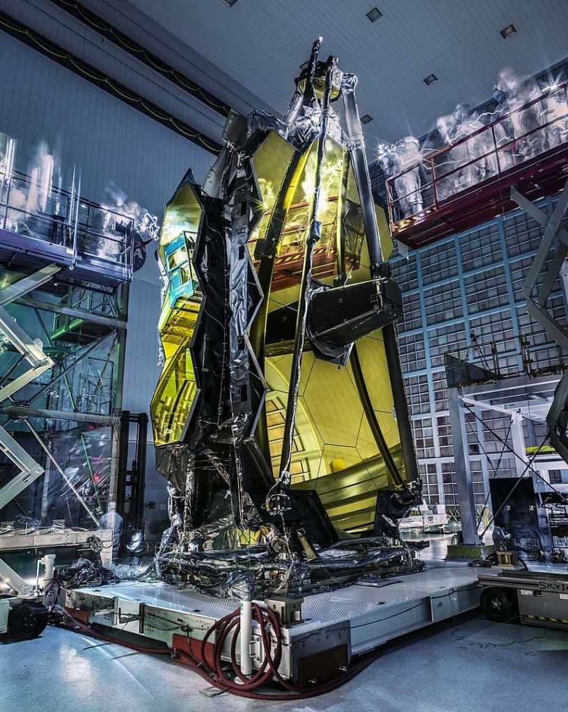 Телескоп Джеймс Вебб – путешествие в неизвестность 7